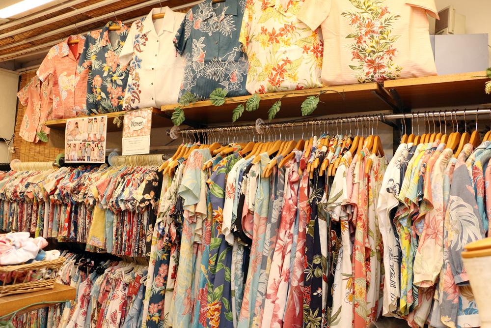 4a2625d764324 沖縄アロハシャツ(かりゆしウェア)のマンゴハウス「国際通り1号店 ...